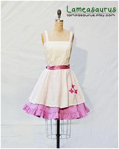 My Little Pony Friendship is Magic Fluttershy Retro Style Dress