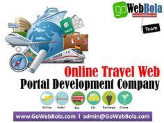 Leading online travel portal development in India