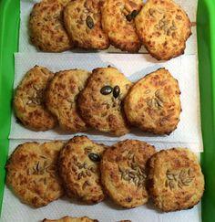 Zabpelyhes túrós puffancs (paleo változatban is! Low Calorie Recipes, Paleo, Baked Potato, Muffin, Baking, Breakfast, Ethnic Recipes, Food, Diets