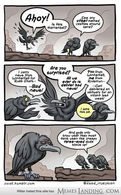 Game of thrones funny humour meme comic