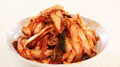 - Instant Kimchi - Geot-Jeori - spice mix with apricot preserve