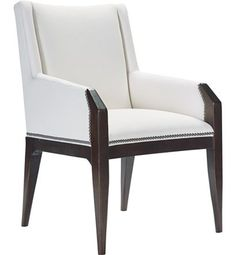 Tate Arm Chair from the Hable for Hickory Chair™ collection by Hickory Chair Furniture Co.