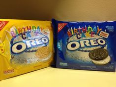 Birthday cake oreos are no longer in limited edition?? My life has been SAVED!