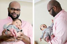 first moments with #dad.   colorado newborn and family photography