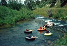 yes yes yes...summertime tubing!