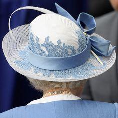 Queen Elizabeth at the Irish National Stud in Ireland in May 2011