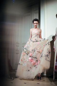 Paris Couture Week: Valentino Spring/Summer 2015