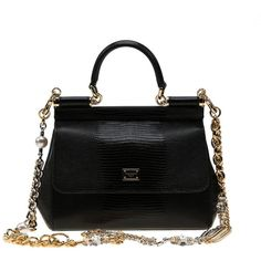 Dolce Gabbana Small Sicily Tote (1,895 CAD) ❤ liked on Polyvore featuring bags, handbags, tote bags, black, totes, dolce gabbana tote, tote hand bags, tote bag purse, handbags totes and handbags tote bags