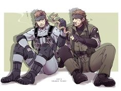 Metal Gear 3, Metal Gear Survive, Metal Gear Games, Snake Metal Gear, Metal Gear Solid Series, Character Concept, Concept Art, Character Design, Cry Anime