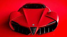 Cette nouvelle Alfa Romeo 6C n'est ni réelle, ni officielle, mais elle est fait plutôt envie. C'est l'oeuvre d'un designer qui a voulu créer l'Alfa ultime.Alfa Romeo va mieux. La berline Giulia et le …