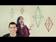 Plumbob Himmeli - DIY GG - YouTube