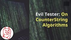 Counterstring algorithms for Software Testing Explained https://youtu.be/aIOsxdD6WRI
