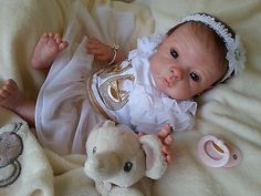 REBORN BABY GIRL ***ABBEY*** WAS SOPHIE BY EVELINA WOSNJUK***MUST SEE!!!
