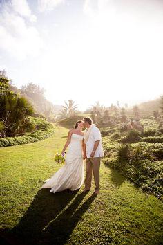 Nai Aina Kai Botanical Gardens Kauai  Photography: Joanna Tano Photography - joannatano.com Wedding Coordination: I Do Weddings - idoweddingskauai.com Floral Design: Mr. Flowers - weddingflowerskauai.com  Read More: http://www.stylemepretty.com/destination-weddings/hawaii-weddings/2012/05/07/kauai-wedding-at-na-aina-kai-botanical-gardens-by-joanna-tano-photography/