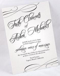 Wedding Invite