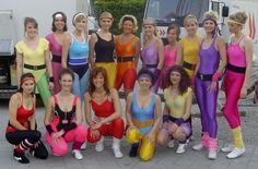 80s gym wear - Google Search