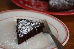 Gluten Free Chocolate Quinoa Cake