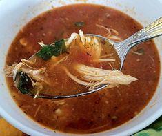 GM diet chicken soup