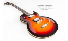 Zenyatta Custom - 3-Tone Sunburst