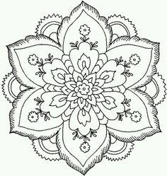 coloriages zen pour adultes