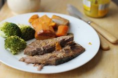 Make and share this Beef Pot Roast (Pot, Oven or Slow Cooker) recipe from Food.com.