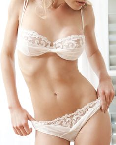 sexy bridal lingerie by INTENZIONI from cazar #wedding