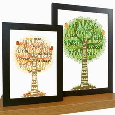 If you're after a unique family gift then why not create a family tree with a modern twist with our terrific Personalised Typographic Family Tree Poster! Happy Merry Christmas, Christmas 2014, Christmas Greetings, Contemporary Picture Frames, Personalised Family Print, Family Tree Poster, Grandparent Gifts, Poster Making, Family Gifts