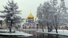 #Russia Novokuznetsk, The Nativity Cathedral
