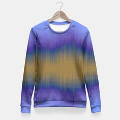 Heart of Pegasus Fitted Waist Sweater