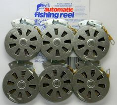 Shop Mechanical Fisher Yoyo Automatic Fishing Mechanical Fisher'S Yo Yo Fishing Reels -Package Of Dozen- Yoyo Fish Trap -(Flat Trigger Model). Free delivery and returns on all eligible orders. Survival Fishing, Wilderness Survival, Survival Tools, Camping Survival, Survival Prepping, Fishing Tips, Survival Equipment, Usa Fishing, Doomsday Prepping