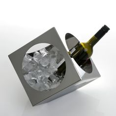 Icecube // Stainless Steel (Polished Stainless Steel)