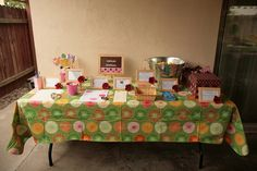 Baby Shower Games Station