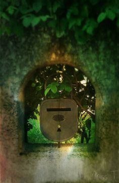 Padlock or Letterbox ? #Green