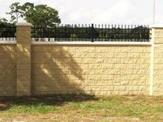 StoneTree precast walls offer increased durability over traditional block walls while also offering faster installation and more attractive design options.