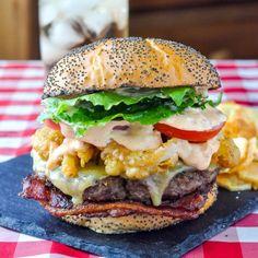 Barbecue Spice BurgersReally nice recipes. Every hour.Show me  Mein Blog: Alles rund um die Themen Genuss & Geschmack  Kochen Backen Braten Vorspeisen Hauptgerichte und Desserts
