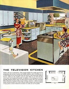 1953 ... never too much TV by x-ray delta one, via Flickr