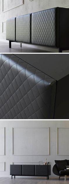 Fancy - Venice Lacquered Sideboard Detroit House Pinterest