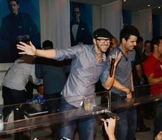 Donnie Wahlberg and Jordan Knight
