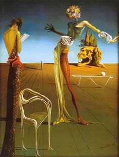 Woman With Head of Roses Art by Salvador Dalí at AllPosters.com