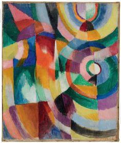 See: Sonia Delaunay at Tate Modern