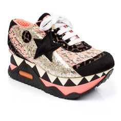 super star trainers by irregular choice