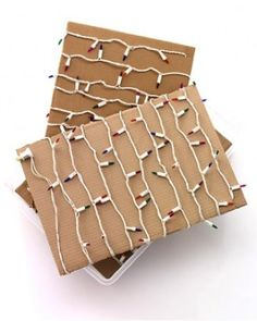 Pack and protect #decorations using old #moving #boxes