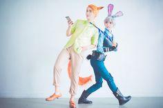 BAOZI and HANA(包子 & HANA) Nick Cosplay Photo - Cure WorldCosplay