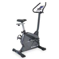 Bladez by BH Fitness Stationary Indoor Upright Cycling Exercise Bike