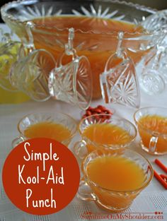 how to make alcoholic punch with kool aid