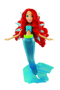 Winx Mermaid Bloom Doll - Witty Toys