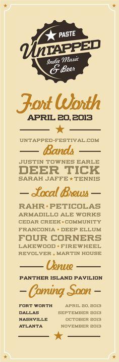 Untapped Indie Music & Beer Festival