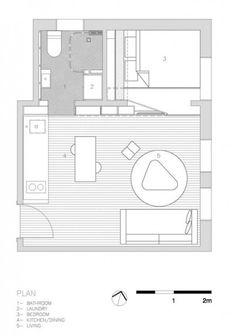 Departamento un dormitorio