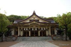 Minatogawa  Shrine Kobe