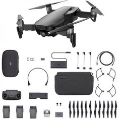 DJI Mavic Air Fly More Combo Quadcopter - Foldable, Pocket-Portable Drone - Arctic White - for sale online Video 4k, Buy Drone, Drone Diy, Drone Remote, Small Drones, Latest Drone, Cable Lightning, Dji Spark, Aerial Drone